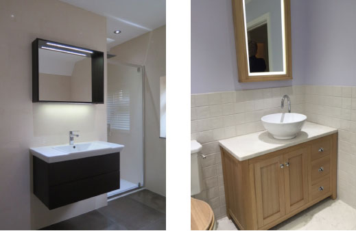 Bathroom Renovation Macclesfield
