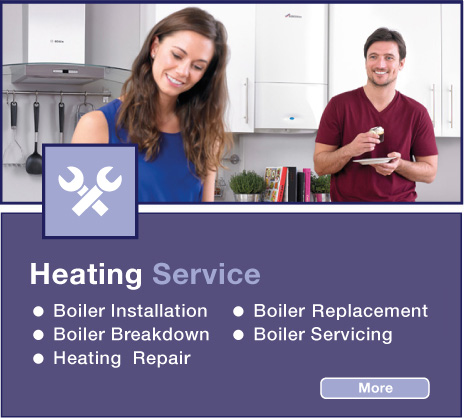 Heating Service Wilmslow