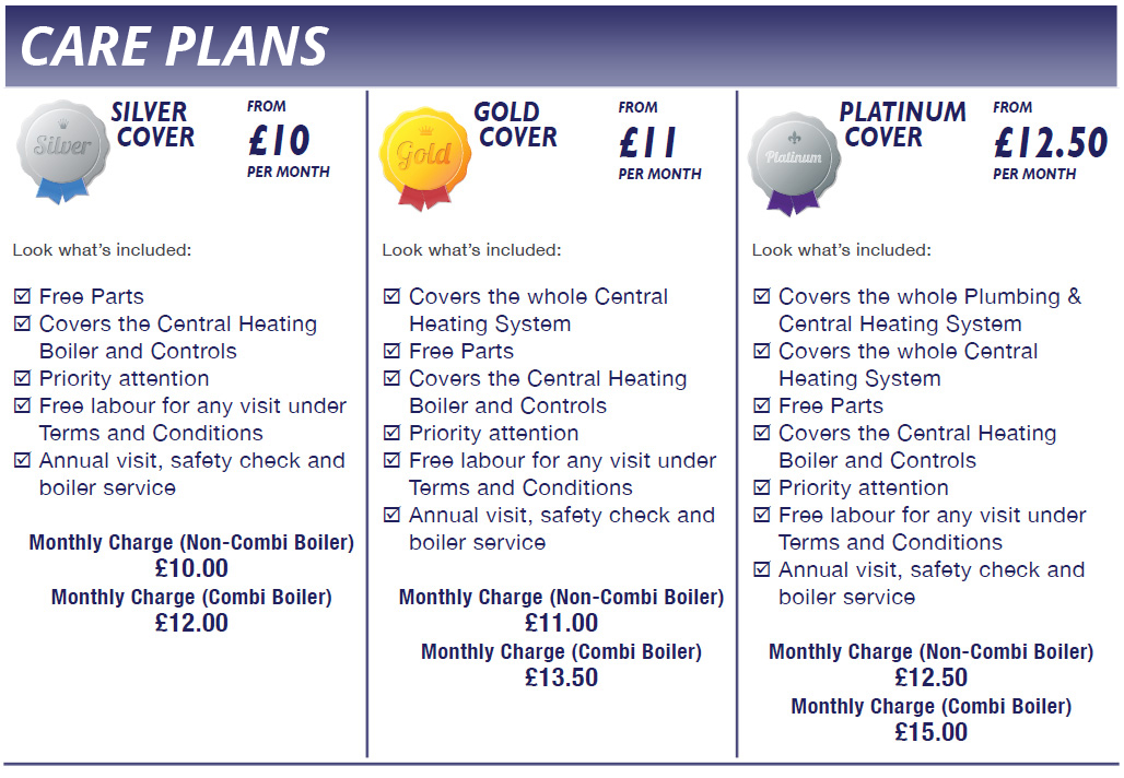 Cover Plans Macclesfield