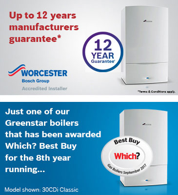 Worcester Boiler Guarantee Sheffield