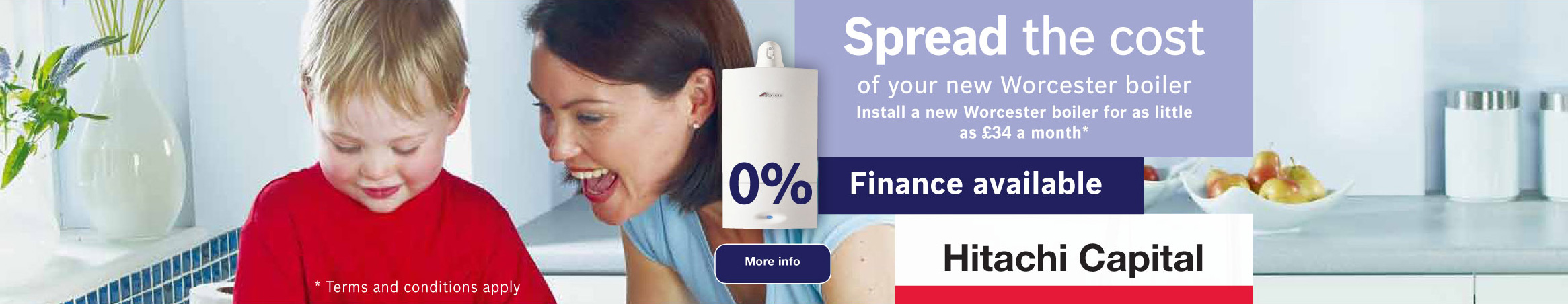 Finance SOS Plumbing Bramhall