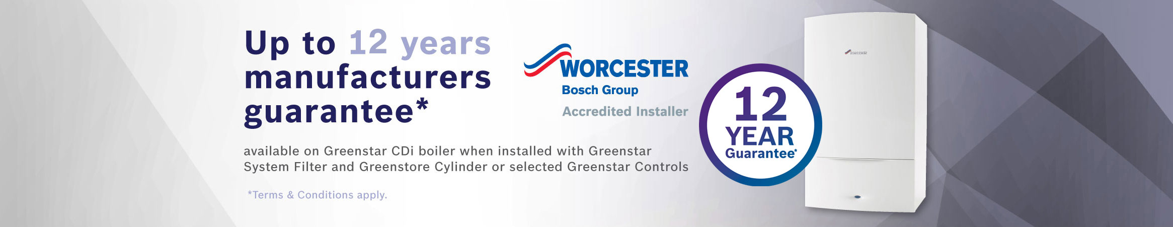 Worcester Boiler Guarantee Stockport